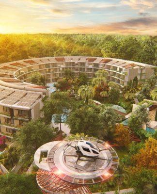 Quintana Roo lanza su primer dron para turistas