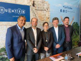 Yucatán albergará eventos de talla internacional