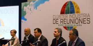 """Crean """"Clúster de la Industria de Reuniones Expo Guadalajara"""""""