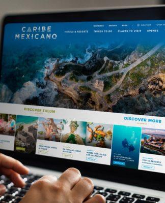 Lanzan la plataforma CaribeMexicano.travel