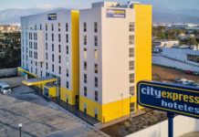 City Express abre su onceavo hotel en Baja California