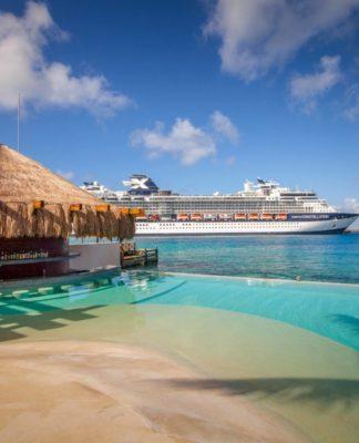 México suspende todas las llegadas de cruceros