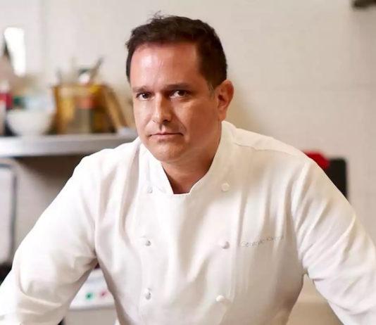 """Gerardo Rivera es nombrado como """"Chef del año"""""""