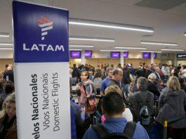 LATAM repatriará a pasajeros