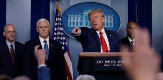 Trump cierra frontera al Turismo