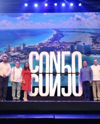 Cancún conmemora sus 50 años