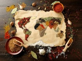 Barceló: Vuelta al mundo gastronómica