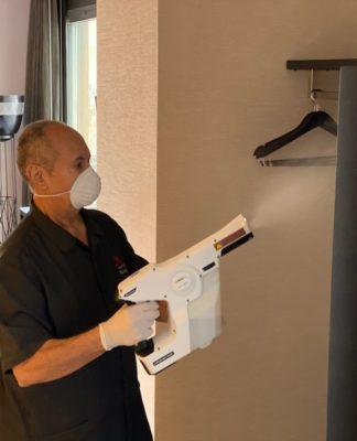 Marriott International lanza el Consejo de limpieza global