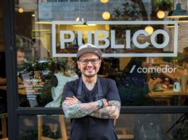 """Chef Pablo Salas lanza la """"Caja de PÚBLICO"""""""
