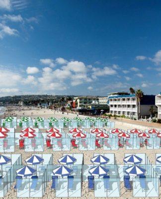 Propuesta para la sana distancia en playas