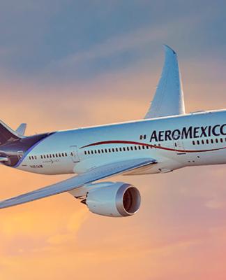 Aeroméxico fortalece acciones preventivas ante Covid-19