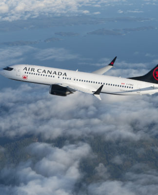 Air Canada presenta CleanCare+
