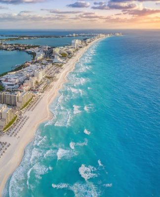 Cancún el primer destino seguro de América Latina