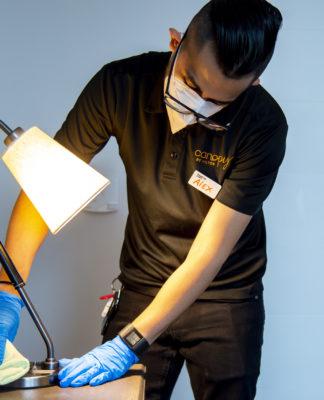 Hilton define un nuevo protocolo de limpieza