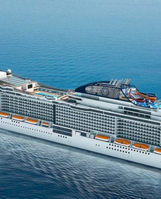 MSC Cruceros amplía la suspensión de sus viajes