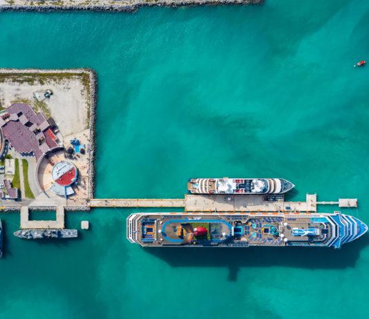 Yucatán mantiene lazos con la Industria de Cruceros