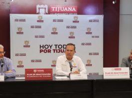Tijuana presenta Plan de Recuperación de Empleos