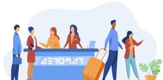 """Aeromar lanza campaña """"Frente del Pacífico"""""""