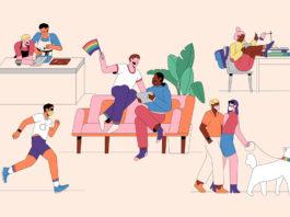 Festivales del Orgullo Gay al mundo virtual