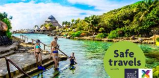 Grupo Xcaret recibe el Sello de Viaje Seguro del WTTC