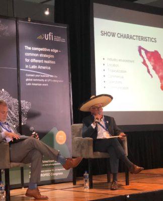 José Navarro al frente del Capítulo Latinoamericano de la UFI