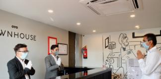 OYO Hotels lanza programa integral de sanitización
