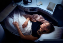 Bioseguridad a bordo: Air Canada