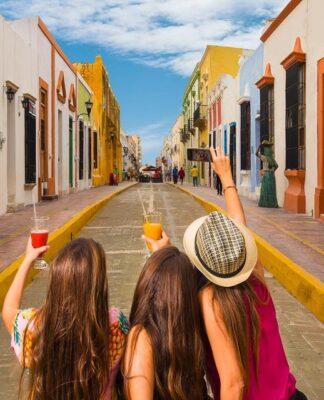 Campeche listo para recibir al Turismo