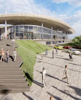 Invierten 200 mdp en Centro de Convenciones Reynosa