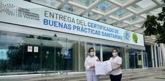 Certifican al Centro Internacional de Congresos de Yucatán