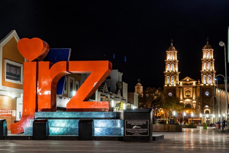 Juarez Downtown