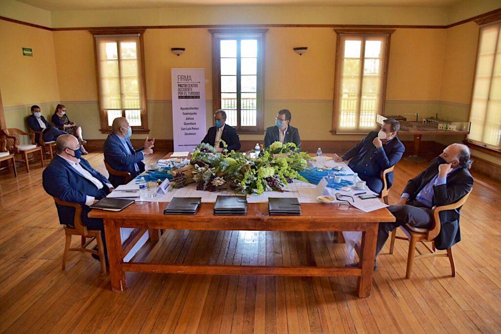 Pacto Centro Occidente por el Turismo