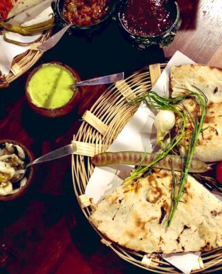La Tlayuda: fusión gastronómica