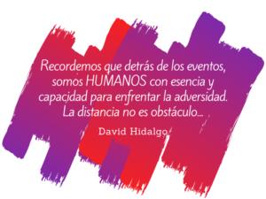 David Hidalgo, HUMANO detrás de Virtual Summit