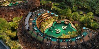 Tulum tendrá hotel con forma de nido