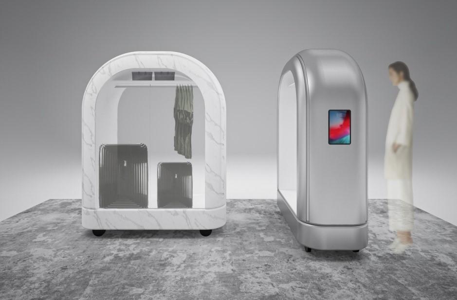 cabinas desinfectantes