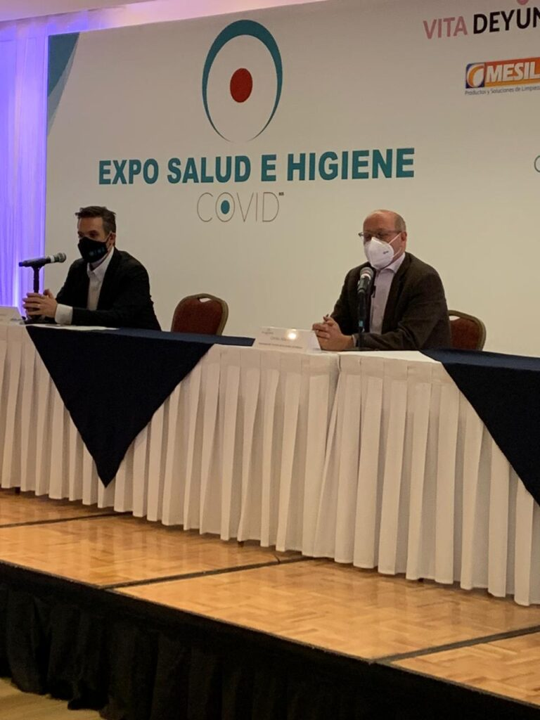 Carlos Mackinlay, Secretario de Turismo de la CDMX.