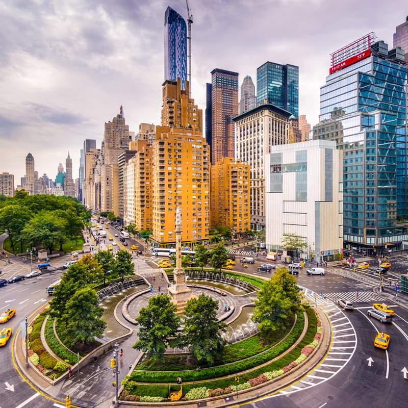 Nueva York representa la economía turística más grande del mundo.