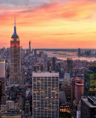 """""""All in NYC"""": Campaña de Nueva York"""