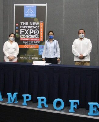 AMPROFEC: The New Experience Expo & Congress Yucatán