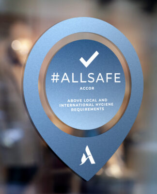 Accor implementa con éxito ALLSAFE