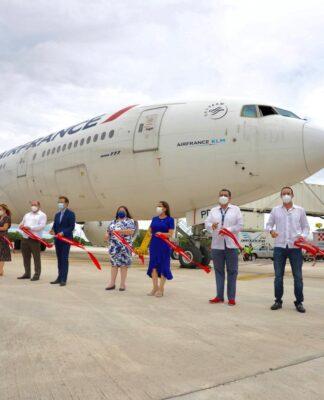 Air France restablece la ruta París-Cancún-París