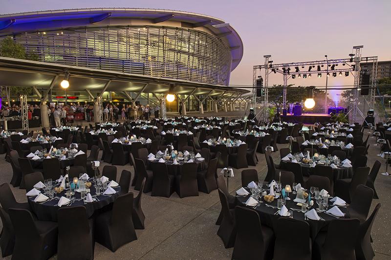 El Centro de Convenciones de Darwin se ha ganado la reputación de ser un centro moderno, ganador de múltiples premios, que ofrece constantemente  experiencias de eventos personalizados