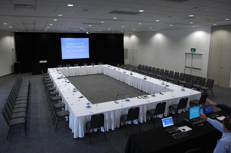 El Centro de Convenciones de Darwin se asegurará de que su evento sea una ocasión especial y memorable para los asistentes al evento.