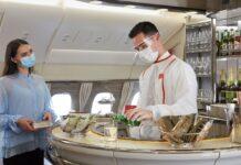 Emirates rediseña su experiencia a bordo