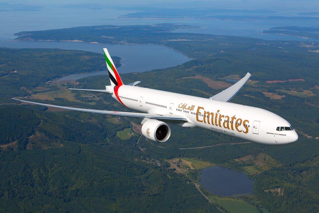 La experiencia a bordo con A380 de Emirates es lo más parecido a volar en su propio jet privado.