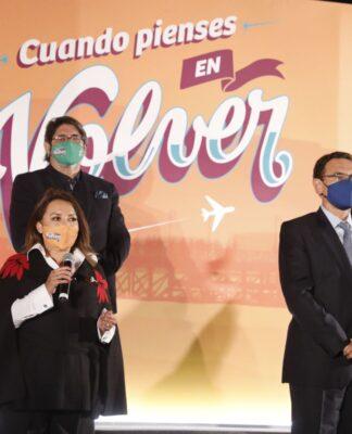 """Perú lanzó su campaña """"Volver"""""""
