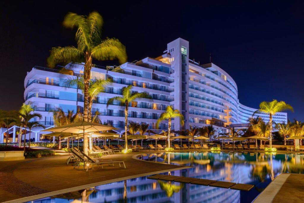 Palacio Mundo Imperial y Holiday Inn La isla, mantendrán la misma tarifa grupal del 2020 para el evento de 2021.