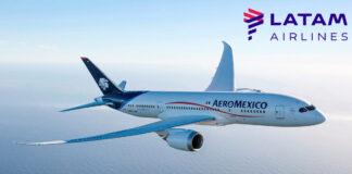 Aeroméxico sella códigos compartidos