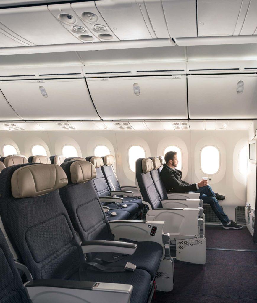 Aeroméxico sella códigos compartidos con Latam en Colombia y Brasil